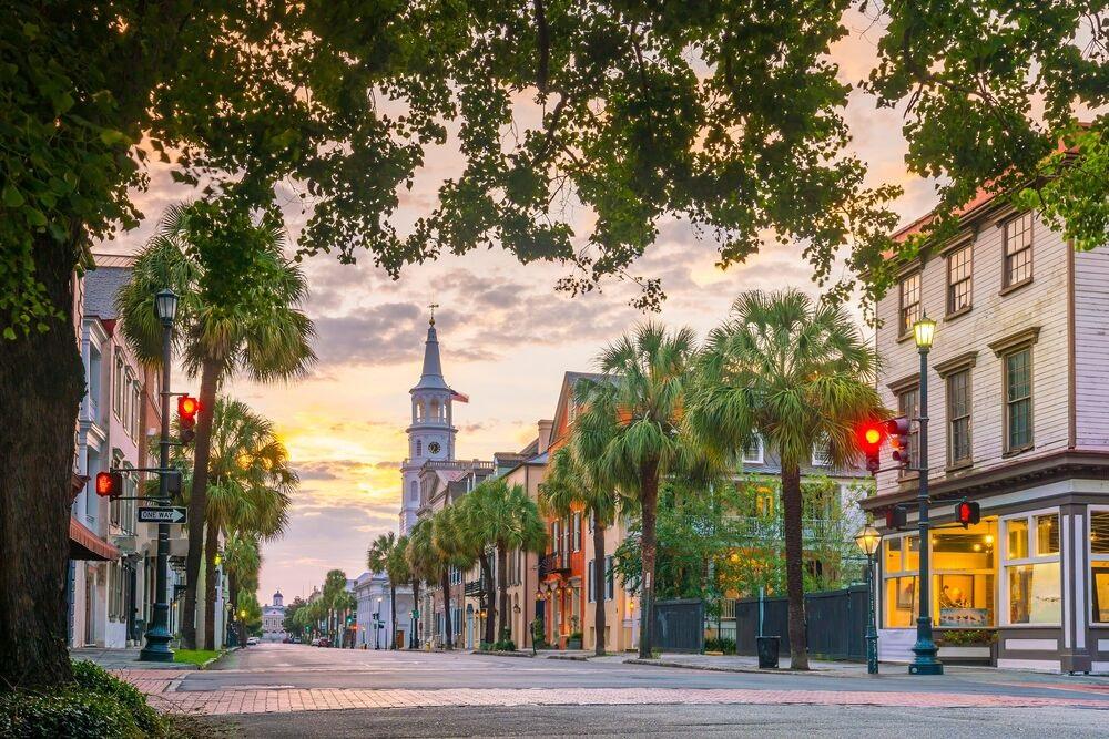 Sud Carolina